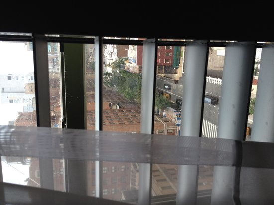 Pod 39 Hotel: view