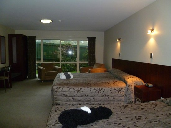 Avenue Motor Lodge: Large Studio Room