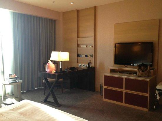 Taipung Suites: Room
