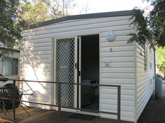 Westview Caravan Park: Cabin