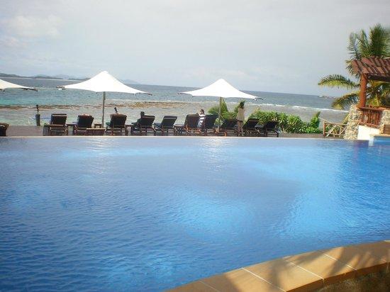 Matamanoa Island Resort : Pool