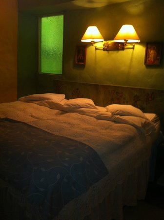 hotel la posada de san antonio: habitación