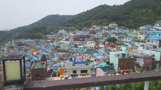 Gamcheon Culture Village: View 2