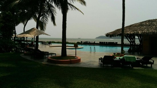 Goa Marriott Resort & Spa: Pool