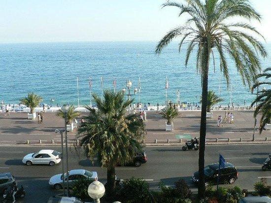 Mercure Nice Promenade des Anglais: Вид из номера