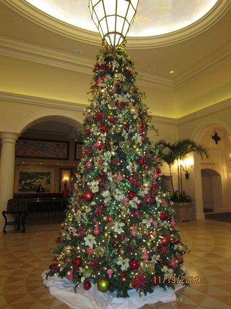 Loews Portofino Bay Hotel at Universal Orlando: lobby