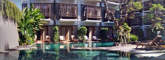 The Oasis Lagoon Sanur : Oasis lagoon pool