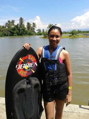 DECA Wakeboard Park: before we left the place..