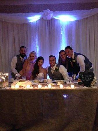 Holiday Inn Long Beach Airport Hotel: Wedding!