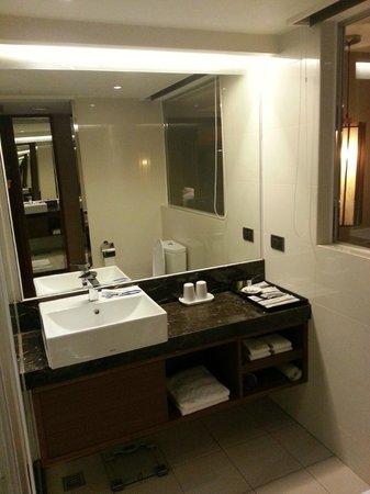 Lealea Garden Hotels-Taipei: Bathroom