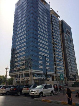 Cristal Hotel Abu Dhabi: cristal hotel