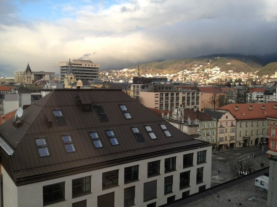 TC Hotel : Hilton Innsbruck