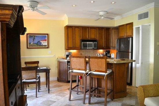 Point Grace: Pool Cottage kitchen