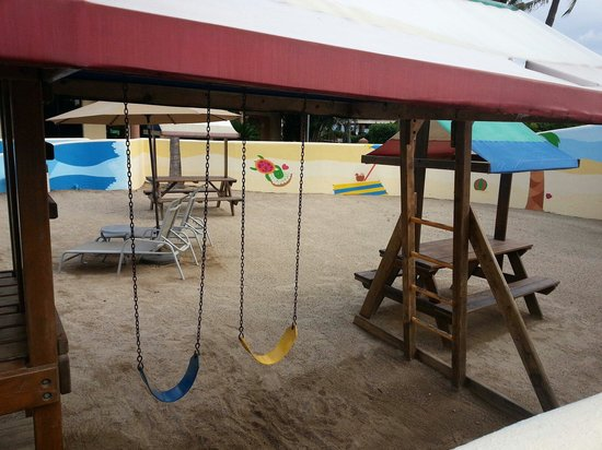 CasaMagna Marriott Puerto Vallarta Resort & Spa : Kids play area with pool