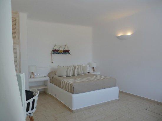 Evgenia Villas & Suites: Chambre Suite