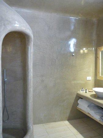 Evgenia Villas & Suites: Salle de bains suite