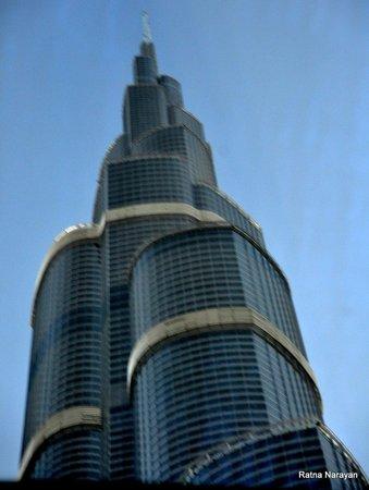 Burj Khalifa: burj