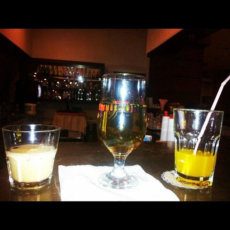 Amelia Beach Resort & Spa: Lobby bar