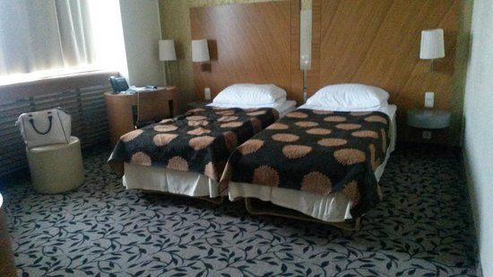 Tallink City Hotel: A standard room (for 1 or 2)