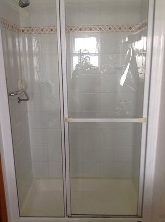 Hillcrest View Bed and Breakfast: excellent power shower