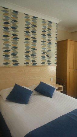 TLH Derwent Hotel: Gorgeous room