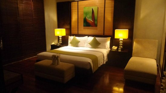Le Jardin Boutique Villas, Seminyak: Master Bedroom