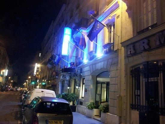 Hotel Aida Marais: The front