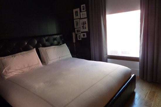 Duane Street Hotel: Superior King room