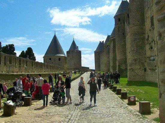 Hotel de la Cite Carcassonne - MGallery Collection: Charming, historic Carcassonne.