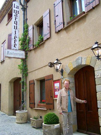 Hotel de la Cite Carcassonne - MGallery Collection : La Marquiere Restaurant, best meal of our 3 week trip!