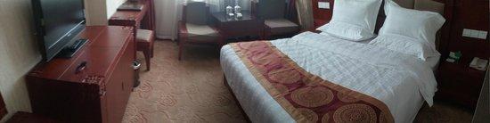 Jindi Hotel: Номер