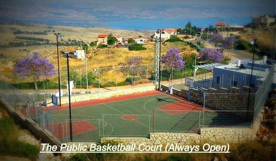 Rozmarin: public sport recreation area
