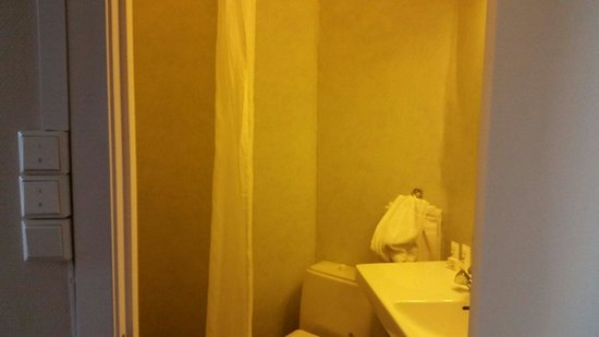 Skansen Hotel: Badet