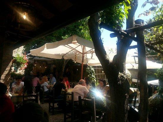 Al Vecchio Forno : Summer lunch 2