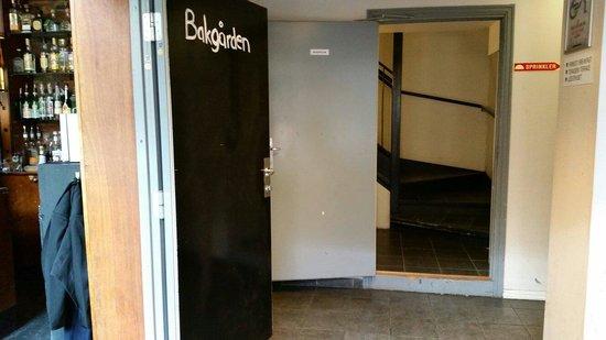 Skansen Hotel: Dette er det første så møtet meg