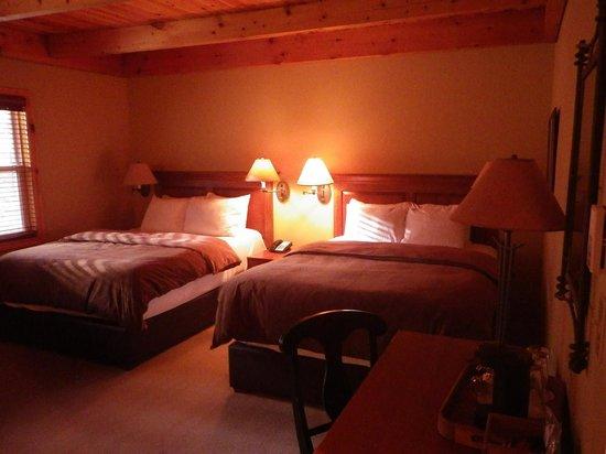 Buffalo Mountain Lodge: ベッド
