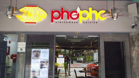 Pho Pho Vietnaese Cusine