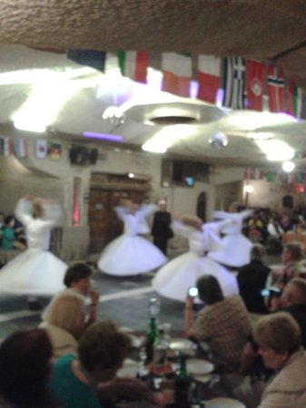 Dervis Evi Whirling Dervishes: Whirling Dervishes