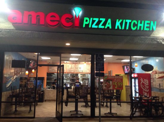 Ameci Pizza Los Alamitos Restaurant Reviews Phone Number Photos Tripadvisor