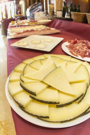 Los Habaneros: Desayuno buffet
