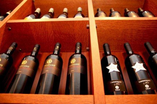 Ristorante La Luce Due: Wein