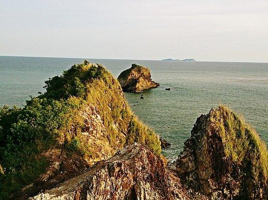 Mu Koh Lanta National Park: beautiful sun set spot