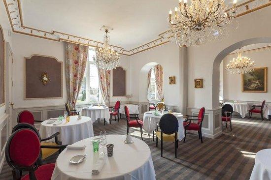 Le Chateau de Sully: la salle à manger