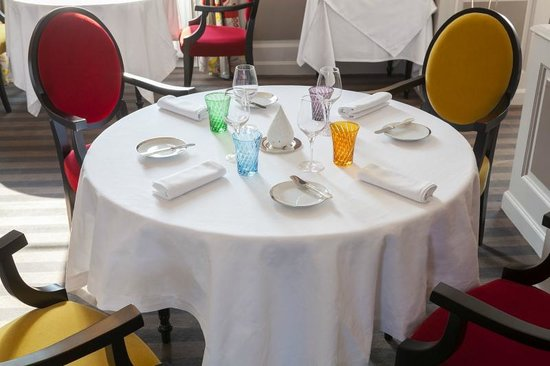 Le Chateau de Sully : Restaurant