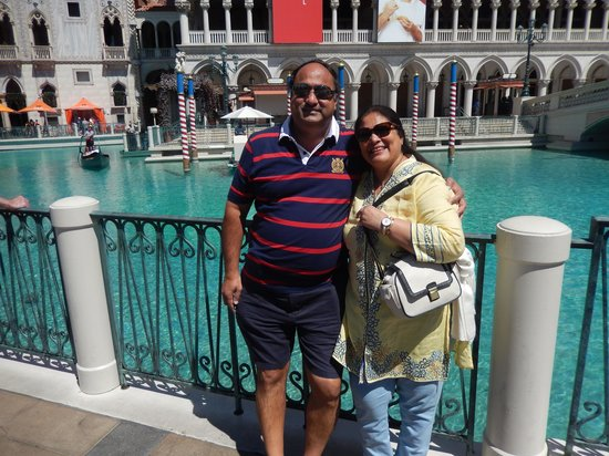 The Venetian Las Vegas: In front of Your Gate