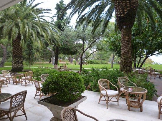 Hotel King Saron : l'exterieur