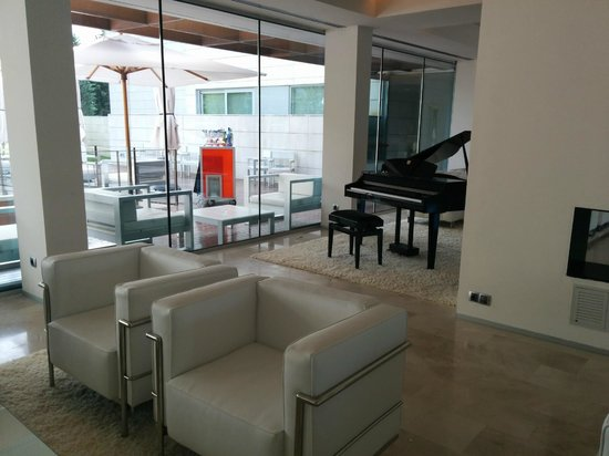 Finca Prats Hotel Golf & Spa: Recepció