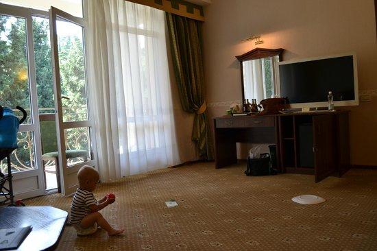 Palmira Palace Resort & Spa: Люкс