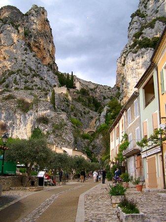 La Bastide du Paradou : Memorable village.
