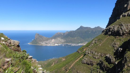 Kenilworth, Южная Африка: Hoerikwaggo Trail - Hout Bay view